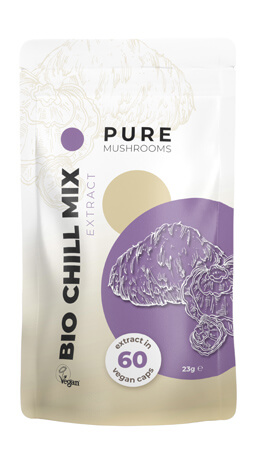 Bio Chill Mix Pure Mushrooms paddenstoelsupplement